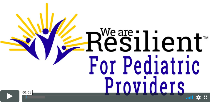 We Are Resilient Healthcare video