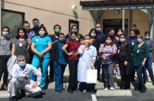 La Clinica Monument staff 2021